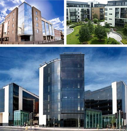 Services: Due Diligence: Rogerson's Quay and Tallaght Cross East
